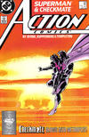 Cover for Action Comics (DC, 1938 series) #598 [Direct]
