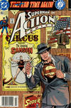Cover Thumbnail for Action Comics (1938 series) #663 [Newsstand]
