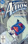 Cover for Action Comics (DC, 1938 series) #665 [Direct]