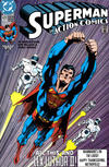 Cover for Action Comics (DC, 1938 series) #672 [Direct]
