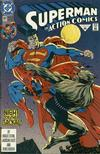 Cover for Action Comics (DC, 1938 series) #683 [Direct]