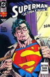 Cover for Action Comics (DC, 1938 series) #692 [Direct]