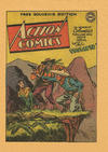 Cover for Action Comics [Miniature] (DC, 1947 series) #[nn]