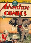 Cover for Adventure Comics (DC, 1938 series) #34