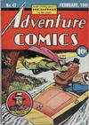 Cover for Adventure Comics (DC, 1938 series) #47