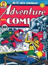 Cover for Adventure Comics (DC, 1938 series) #72