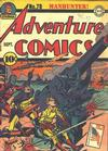 Cover for Adventure Comics (DC, 1938 series) #78