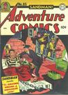 Cover for Adventure Comics (DC, 1938 series) #85