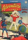 Cover for Adventure Comics (DC, 1938 series) #154