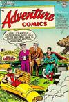 Cover for Adventure Comics (DC, 1938 series) #205
