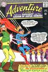 Cover for Adventure Comics (DC, 1938 series) #345