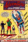 Cover for Adventure Comics (DC, 1938 series) #355