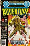 Cover for Adventure Comics (DC, 1938 series) #460