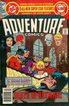 Cover for Adventure Comics (DC, 1938 series) #462