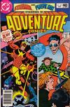Cover for Adventure Comics (DC, 1938 series) #467