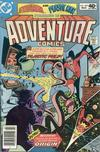 Cover for Adventure Comics (DC, 1938 series) #469