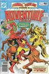 Cover for Adventure Comics (DC, 1938 series) #474