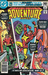 Cover for Adventure Comics (DC, 1938 series) #477 [Newsstand]
