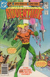 Cover for Adventure Comics (DC, 1938 series) #478 [Newsstand]