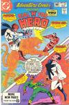 Cover for Adventure Comics (DC, 1938 series) #487 [Direct]