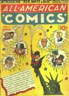 Cover for All-American Comics (DC, 1939 series) #1