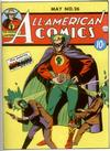 Cover for All-American Comics (DC, 1939 series) #26