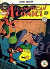 Cover for All-American Comics (DC, 1939 series) #39