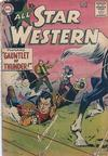 Cover for All Star Western (DC, 1951 series) #104