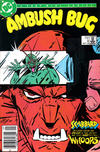 Cover for Ambush Bug (DC, 1985 series) #4 [Newsstand]