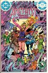 Cover for Amethyst Annual (DC, 1984 series) #1 [direct-sales]