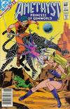 Cover for Amethyst, Princess of Gemworld (DC, 1983 series) #2 [Newsstand]