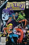 Cover for Amethyst, Princess of Gemworld (DC, 1983 series) #3 [Newsstand]