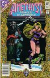 Cover for Amethyst, Princess of Gemworld (DC, 1983 series) #4 [Newsstand]