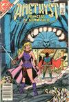 Cover for Amethyst, Princess of Gemworld (DC, 1983 series) #11 [Canadian Newsstand]