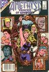 Cover for Amethyst, Princess of Gemworld (DC, 1983 series) #12 [Canadian Newsstand]
