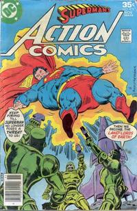 Cover Thumbnail for Action Comics (DC, 1938 series) #477