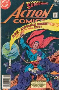 Cover Thumbnail for Action Comics (DC, 1938 series) #478