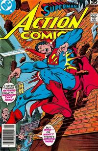 Cover Thumbnail for Action Comics (DC, 1938 series) #479