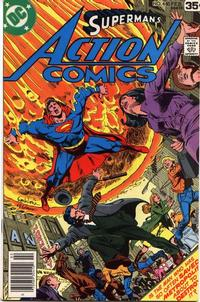 Cover Thumbnail for Action Comics (DC, 1938 series) #480