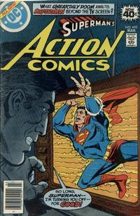 Cover Thumbnail for Action Comics (DC, 1938 series) #493
