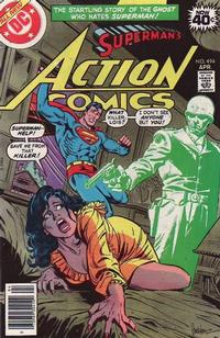 Cover Thumbnail for Action Comics (DC, 1938 series) #494