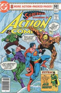 Cover Thumbnail for Action Comics (DC, 1938 series) #511