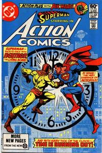 Cover Thumbnail for Action Comics (DC, 1938 series) #526 [Direct]