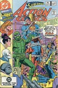 Cover Thumbnail for Action Comics (DC, 1938 series) #536 [Direct Edition]