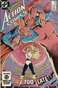 Cover Thumbnail for Action Comics (DC, 1938 series) #559 [Direct]