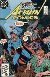 Cover Thumbnail for Action Comics (DC, 1938 series) #578 [Direct]