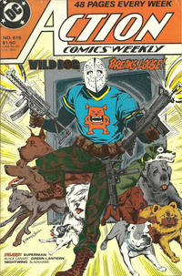 Cover Thumbnail for Action Comics Weekly (DC, 1988 series) #615