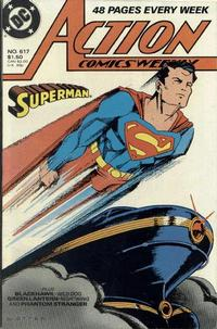 Cover Thumbnail for Action Comics Weekly (DC, 1988 series) #617