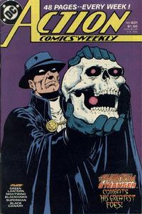 Cover Thumbnail for Action Comics Weekly (DC, 1988 series) #631
