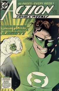Cover Thumbnail for Action Comics Weekly (DC, 1988 series) #634